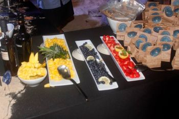 The BVI Food Fete is one of the highlights of Tourism Month in November. Photo: VINO/File
