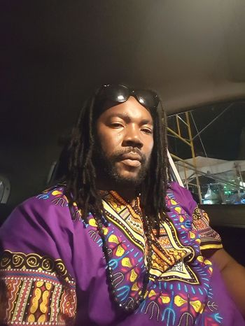 Radio personality and host of the popular morning ride show Paul 'Gadiethz' Peart has been doing his part in trying to trump up support for Haiti. Photo: Facebook