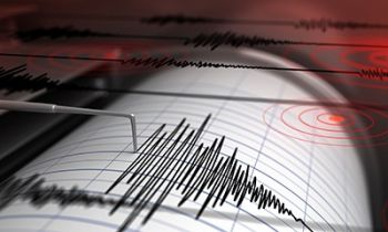 The seismic activity of an earthquake is recorded on a seismograph. Photo: yourdictionary.com