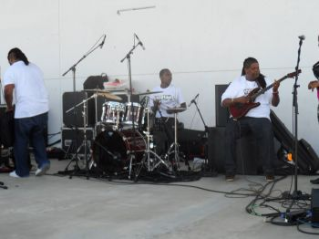 Showtime band in Miami USA, October 11 - 12, 2013. Photo: Provided