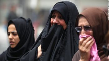 According to Cave, most of the victims of ISIS are Muslims. Photo: Internet Source