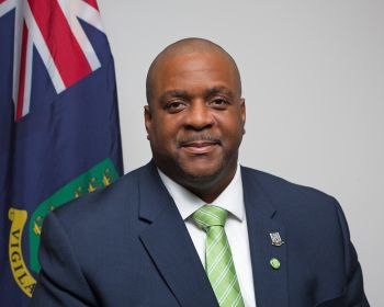 Hon Andrew A. Fahie has pledged the VI's assistance to the Bahamas on its road to recovery from the record category 5, Hurricane Dorian. Photo: GIS/File
