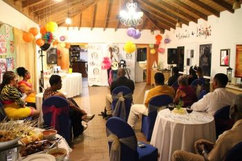 The Coronation for the 2017 Miss Virgin Gorda Easter Festival was done at Norma's Lounge, Fischer's Cove in Spanish Town, Virgin Gorda on Wednesday April 12, 2017. Photo: VINO