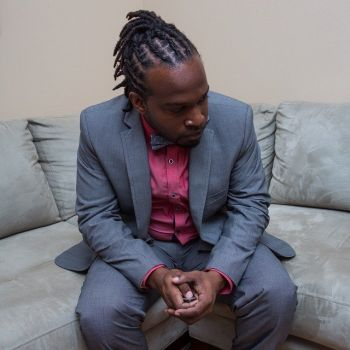 Khari J. Adams says he has taken the decision to direct his life to living more for God as he has put aside most of the clubbing and spends lots of time in fellowship at church. Photo: Provided