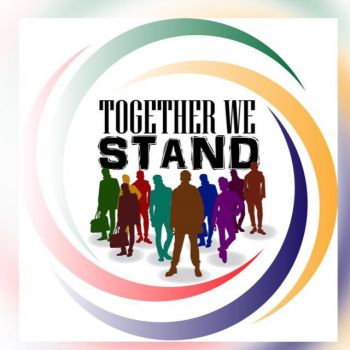 The Together We Stand logo. Photo: TWS