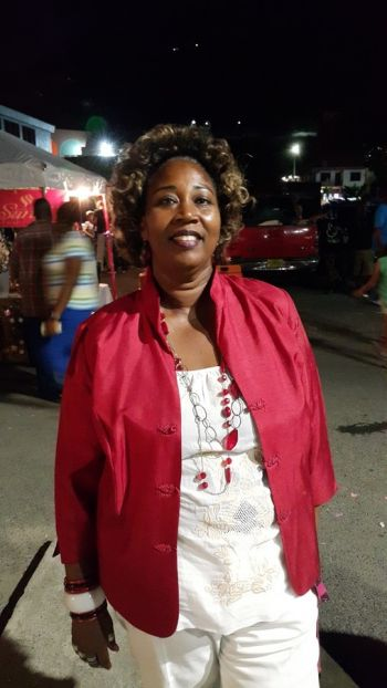 Speaking to this news site at the event, City Manager Janice Brathwaite-Edwards who heads the committee organizing the event said that people need to understand that the move was to bring more comfort to everyone. Photo: VINO