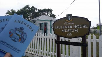 The Faulkner House Museum was part of this year's attractions. Photo: Mangoman Photography