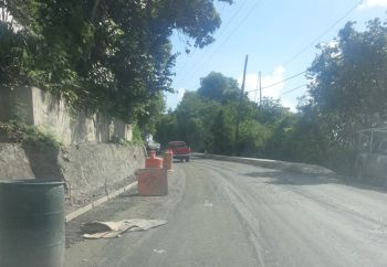 Unfinished roads in the Third District will be one of the hot topics for discussion. Photo:VINO