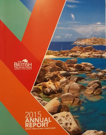 The British Virgin Islands Tourist Board (BVITB) Annual Report 2015 was laid in the House of Assembly on June 13, 2017 by Premier and Minister of Finance Dr The Honourable D. Orlando Smith (AL). Photo: VINO
