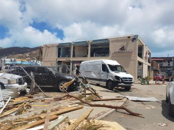 Third District Representative Hon Julian Fraser RA has opined that the Virgin Islands Recovery and Development Agency Act 2018, if assented to, will be a law that is not intended to serve those who need help most following the devastation of hurricanes Irma and Maria in September 2017. Photo: VINO/File