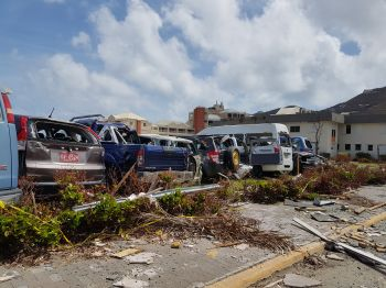 The outspoken Dr Natalio D. Wheatley Wheatley aka 'Sowande Wheatley' believes Hurricane Irma, which ravaged the Virgin Islands on September 6, 2017, has presented the Virgin Islands with an opportunity to take a second look at the morality of the society and make the necessary adjustments. Photo: VINO