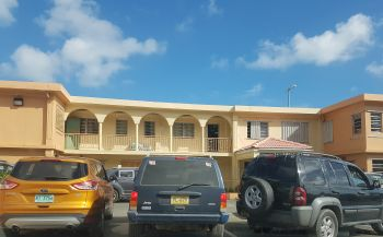 BVI Electricity Corporation's main office in Long Bush. A number of overseas linemen had briefly downed tools over late payments. Photo: Team of Reporters