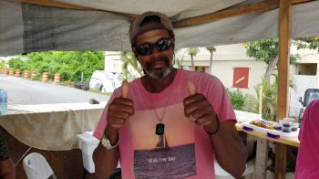 Oliver Turnbull aka 'Ollie', whom the 2019 Carrot Bay Fiesta Fisherman's Tournament is named after. Mr Turnbull's trade has been serving the Carrot Bay community for decades. Photo: VINO