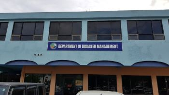 The Department of Disaster Management (DDM) has warned warned that 'Disturbance 1' has the potential to change track and develop in a short period of time. Photo: VINO