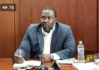 Opposition Leader Honourable Marlon A. Penn (R8) has slammed the Andrew A. Fahie (R-1) led Government for its purported silence on plans for the fishing complex and the fishing industry. Photo: JTV
