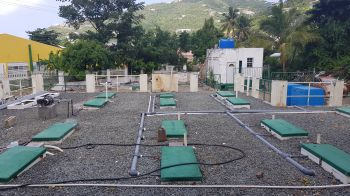 It is anticipated that works will commence in the second quarter of 2020 on the sewerage network in Cane Garden Bay, Tortola. Photo: VINO