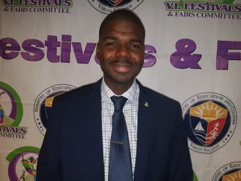 While persons are excited about the musical line-up, Minister of Education and Culture, Dr Natilio D. Wheatley announced that the BVI Festival and Fairs Committee has inherited a debt of some $300k from the previous committee dating back to 2016 - 2018. Photo: VINO