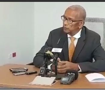 Dr the Honourable D. Orlando Smith (AL), Premier and Minister of Finance announced that 11 megawatts of power is being distributed to three main islands in the territory. Photo: YouTube