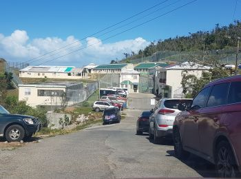 Following the hurricanes of September 2017, 21 of the most dangerous prisoners were sent to St Lucia to be housed at their Bordelais Correctional Facility (BCF). Photo: VINO/File