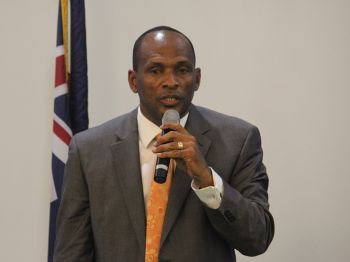 Honourable Mark H. Vanterpool admitted that the UK Government has been advising on matters relating to the Cruise Pier Development Project and improvement of the ports in the territory. Photo: VINO/file