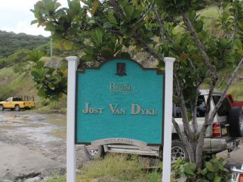 Police have confirmed that the body of a female was recovered in the waters off Great Harbour, Jost Van Dyke early this morning January 1, 2016. Photo: VINO/File