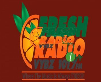 According to Paul A. Peart, freshradiovybz will be simultaneously broadcasting on 90.9 Caribbean Broadcast Network (CBN) on Friday, February 16, 2018 at 9:00 A.M. for two hours on Monday, Wednesday and Friday,' adding that Zrod is working on getting back on air and he is still a part of the team. Photo: Facebook