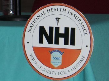 Registration for the controversial NHI began on September 1, 2015. However the scheme comes on stream from January 1, 2016. Photo: VINO/File