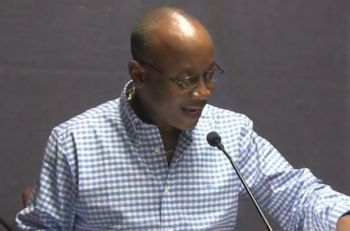 Social Commentator & ZBVI radio host, Claude O. Skelton-Cline in the Tuesday, June 19, 2019, edition of his 'Honestly Speaking' radio show opening commentary has pointed out that the Speaker was correct in his approach according to the Standing Orders of the Legislative Council governing the HoA. Photo: VINO/File