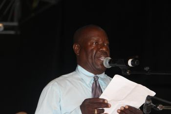 Chairman of the Virgin Islands Festival and Fairs Committee, Mr Marvin 'MB' Blyden, went public for the first time since the conclusion of the Virgin Islands Emancipation Festival in an exclusive interview with Virgin Islands News Online. Photo: VINO/File