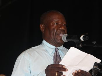 The BVI Festivals and Fairs Committee Chairman, Mr. Marvin Blyden did confirm that there has been some changes as mentioned but declined to comment further only saying that the media would be brought up to speed at a press conferences scheduled for some time very soon. Photo: VINO/File