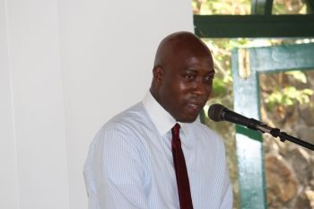 Minister for Education and Culture Honourable Myron V. Walwyn came in for some commendations as he was credited for taking his Ministry to a higher standard over the past two years. Photo: VINO/file