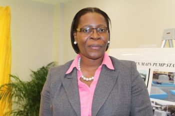 Calls to Director (ag) of the Water and Sewerage Department Ms Perline Scatliffe-Leonard to obtain a comment on the issue were unsuccessful up to post time. Photo: VINO