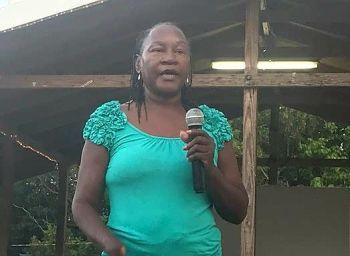 Ms Lucinda Gordon expressed that she sought help from the Royal Virgin Islands Police Force (RVIPF) several times before the attack, but to no avail. Photo: Provided