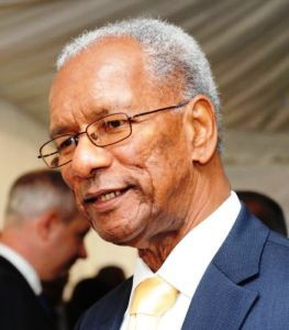 Rajah A. Smith believes that renaming the Peebles Hospital in honour of outgoing Premier and Minister of Finance, Dr the Honourable D. Orlando Smith (pictured here), would in fact be a travesty