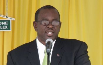 President of the VIP Mr Carvin Malone, in a comment to this news site today July 14, 2014 said that Wednesday's meeting is one in the many planned to take place throughout the Territory over the coming weeks. Photo: VINO/File