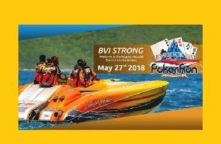 On Memorial weekend, May 27, 2018 hundreds of powerboats will take part in the 17th annual Leverick Bay Poker Run which will see more than 250 boats from Puerto Rico, Miami and the [US] Virgin Islands. Photo: Facebook