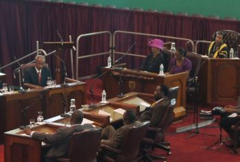 Honourable Andrew A. Fahie said that the opposition VIP will not be tabling any questions in the tomorrow sitting as there are many unanswered ones from many past sittings. Photo: VINO/File