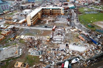 """According to Mr Julian Willock, the reality on the ground is, the light bills have not gone away because there was a hurricane, """"the grocery bills have not gone away because of Hurricanes Irma and Maria…The car loans, house mortgages and medical bills have not stopped coming because of the 2017 Hurricanes."""" Photo: VINO/File"""