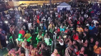Crowds rocked out to musical performances from several local and international artiste and bands. Photo: VINO