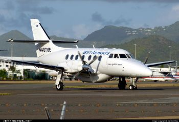 Smith sold BVI Airways for $650,000 & a promise of millions more. Photo: Internet Source