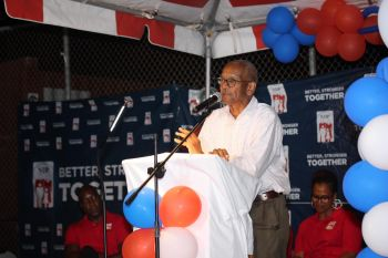 Over the years, the NDP Government let by Premier and Minister of Finance, Dr The Honourable D. Orlando Smith (AL) has been accused of running an 8-year regime that lacked transparency, accountability and was full of corruption allegations. Photo: Facebook