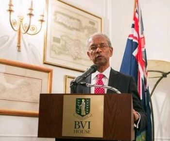 The National Democratic Party (NDP) back in 2002 while the then Opposition party opposed the BVI London Office and did not vote for the motion brought to the then Legislative council by then Chief Minister Ralph T. O'Neal. The NDP had labeled it as a