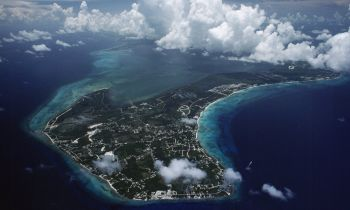 The Cayman Islands could also face sanctions by the EU. Photo: The Guardian