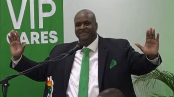 Senior sources within the new ruling Virgin Islands Party (VIP) Government told our news Centre that by today Tuesday, February 26, 2019, Premier-elect and Minister of Finance, Hon Andrew A. Fahie (R1) will be sworn in at 12:30pm in the Virgin Islands (VI). Photo: Facebook