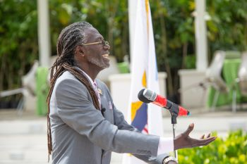 "For Mr Nelson, though, the victory on Friday was a hard-fought one, ""We are at a dawning of a new day,"" he said during a November 27, 2018, hearing, positioning himself to be the chief proponent and defender of the implementation of the drug's medical use in the USVI. Photo: VI Consortium"