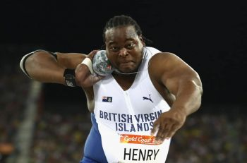 Eldred Henry has secured himself a spot at the 2019 World Championships and 2020 Olympics. Photo: Facebook