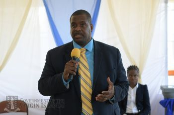 The Andrew A. Fahie (R1) led Government has been honouring its promise of paying outstanding increments to public servants in the Virgin Islands (VI), although not fast enough for some. Photo: GIS/File