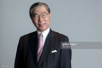 Carson Wen, founder and chairman of Bank of Asia (BVI) Ltd. Photo: Getty Images/Bloomberg
