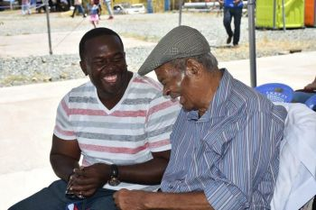 Leader of the Opposition, Hon Marlon A. Penn (R8) spoke of a heavy heart after receiving news. He said Hon O'Neal was a true Statesman who served his people of the 9th District and wider Virgin Islands with honour and distinction for over four (4) decades. Photo: Facebook