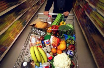 Items such as fruit and vegetables, dairy products, water and a number of other items will see discounted prices at RiteWay Food Markets. Photo: Internet Source